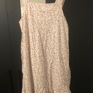 Intimates & Sleepwear - 100%cotton floral summer nightie maternity